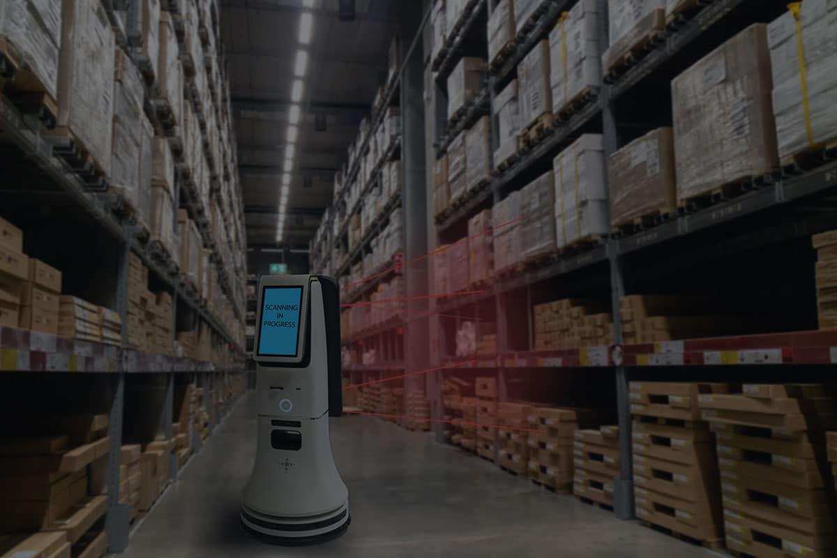 WMS WITH AUTONOMOUS ROBOTS