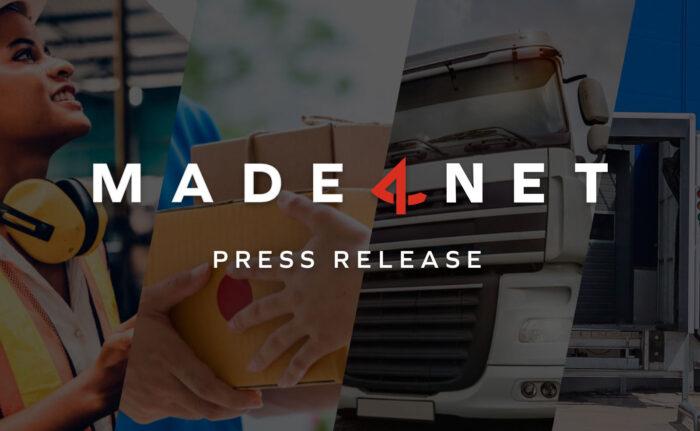 Made4net Press Release